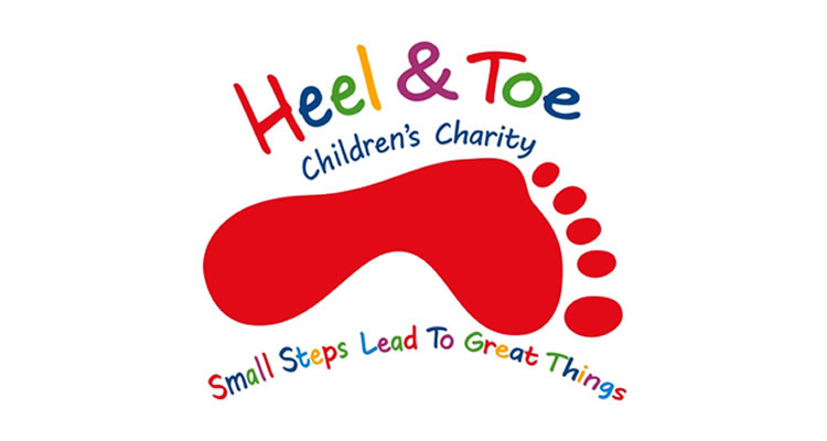 Fundraising for Heel & Toe